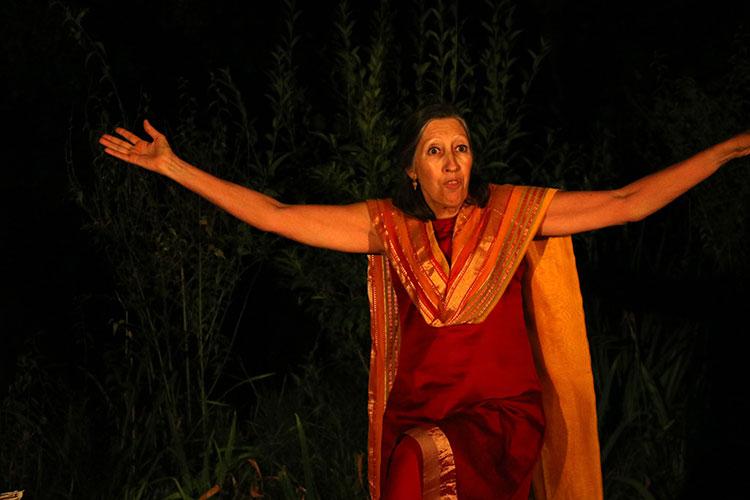 Spectacle de conte en drome : Shiva si tu savais 9